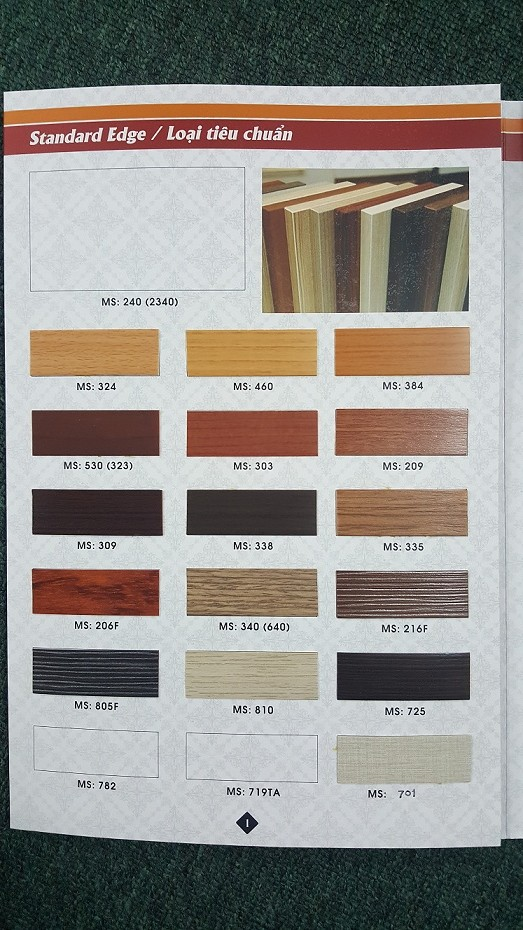 Catalogue nẹp nhựa PVC 03